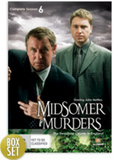 Midsomer Murders - Complete Season 6 (3 Disc Box Set) DVD