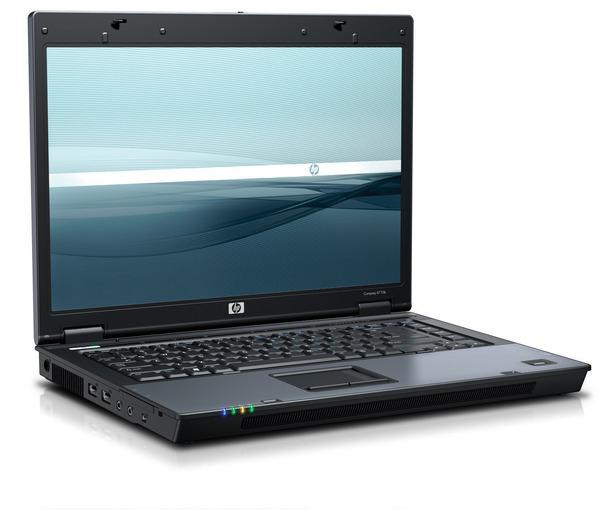 """HP 6710b Core 2 Duo T7250 2.0 1GB 120 DVDRW 15.4""""V Intel Core 2 Duo T7250 2.0GHz 1GB 120GB DVDRW SM  DL LS Intel"""