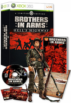 Brothers in Arms: Hell's Highway Limited Edition for X360
