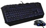 CM Storm Devastator Gaming Bundle (Keyboard & Mouse) - BLUE backlight for
