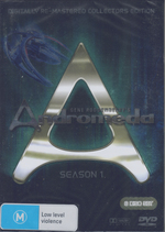 Andromeda (Gene Roddenberry's) - Season 1: Digitally Re-Mastered Collector's Edition (6 Disc Set) on DVD