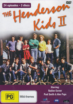 The Henderson Kids - Season 2 (3 Disc Set) on DVD