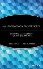 Managingnonprofits.Org by Ben Hecht image