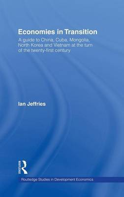 Economies in Transition by Ian Jeffries