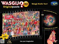 Wasgij: 22 - Studio Tour 1000pc Puzzle
