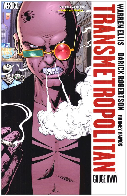 Transmetropolitan Vol. 6 by Warren Ellis