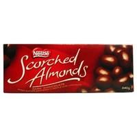 Nestle Scorched Almonds Dark Chocolate (240g)