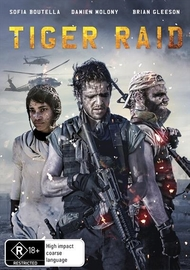 Tiger Raid on DVD