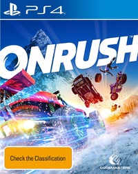 Onrush for PS4