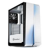 SilverStone RL07W-G Redline ATX White