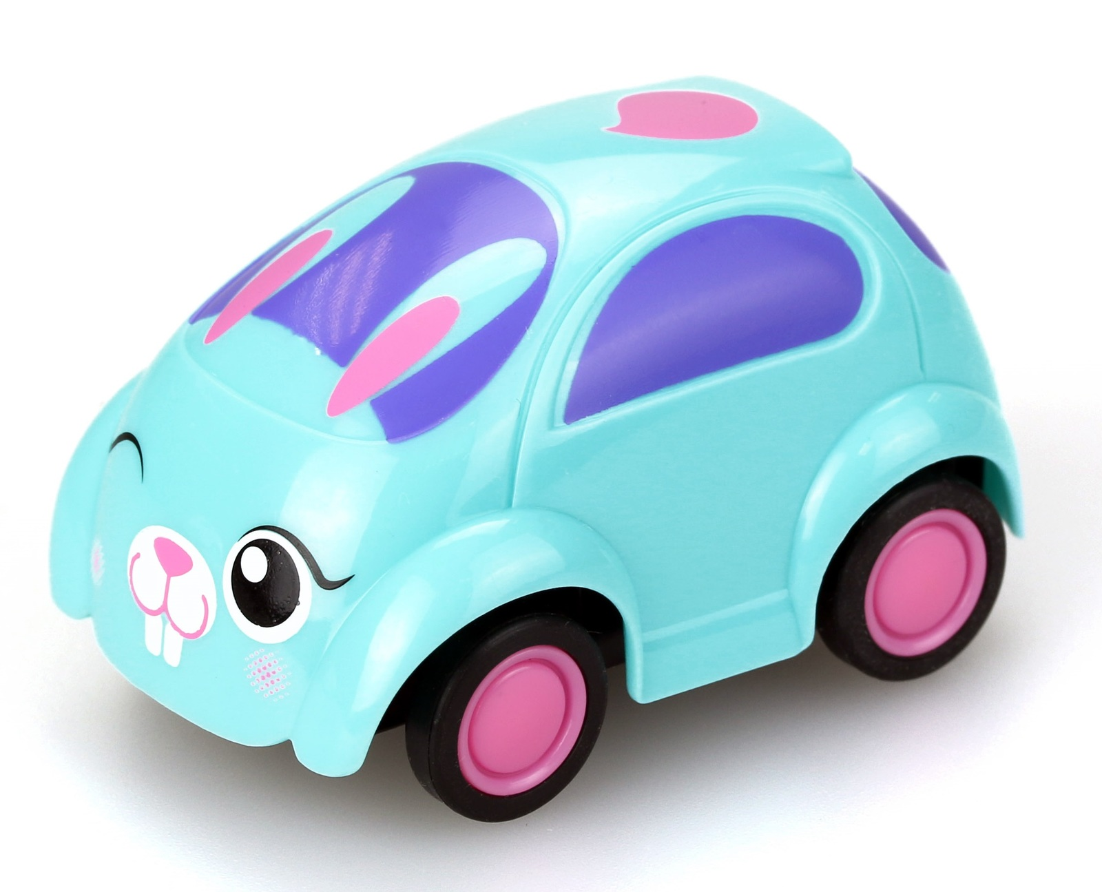 Silverlit: My Lil' Raceband - Blue Bunny image