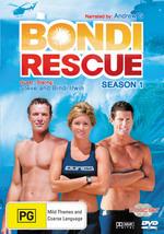Bondi Rescue - Season 1 (2 Disc Set) on DVD