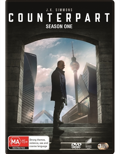Counterpart: Season 1 on DVD
