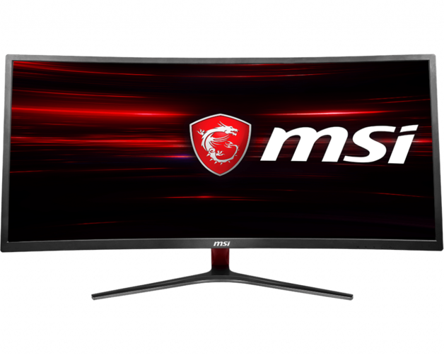 "34"" MSI Optix 1440p 100Hz 8ms FreeSync Curved Ultrawide Gaming Monitor"