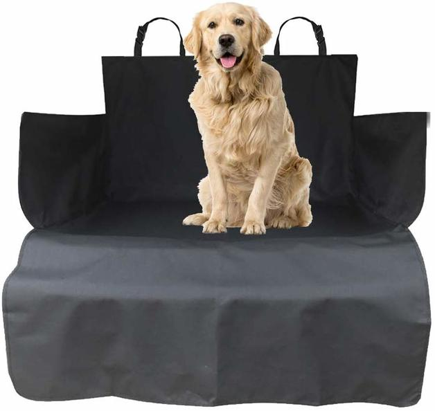 Ape Basics: Dog Car Boot Waterproof Cargo Cover