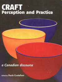Craft Perception & Practice by Paula Gustafson image