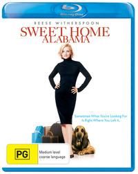 Sweet Home Alabama on Blu-ray