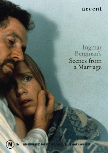 Scenes From A Marriage on DVD