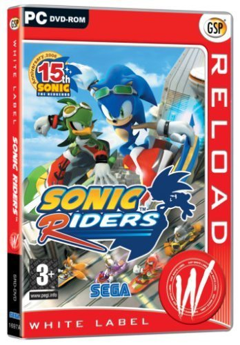Sonic Riders for PC Games
