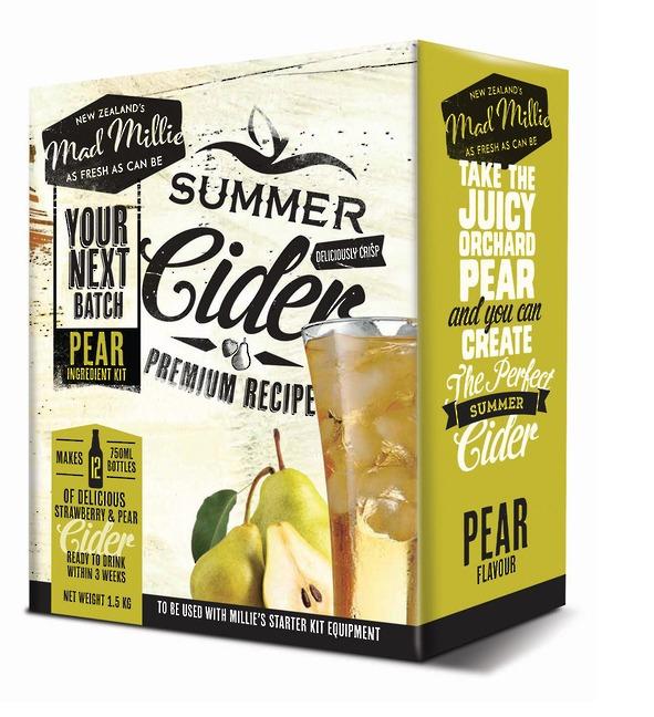 Mad Millie - Next Batch Cider (Pear)