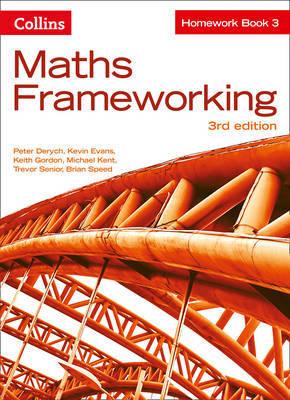KS3 Maths Homework Book 3 image