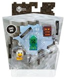 Minecraft Collectible Figures 3 Pack - Magma Cube
