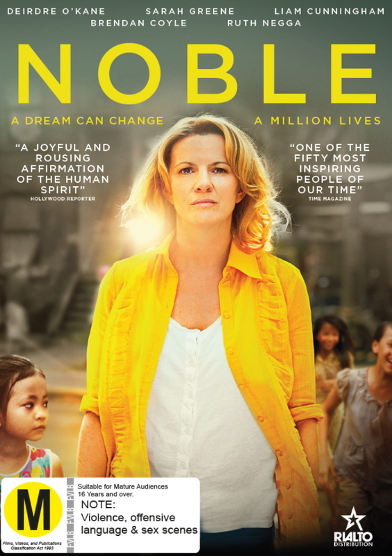 Noble on DVD