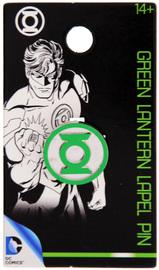 Green Lantern - Logo Colour Enamel Lapel Pin image