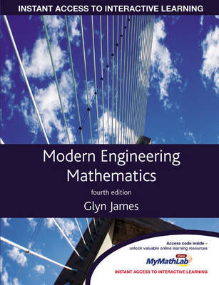 Modern Engineering Mathematics by Glyn James image