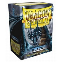 Dragon Shield Card Sleeves Black