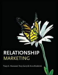 Relationship Marketing by Tracy Harwood image