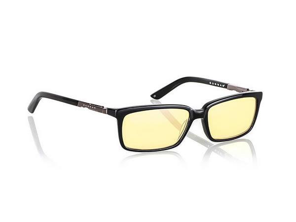 Gunnar Haus Advanced Computer Eyewear (Onyx/Amber Lens) for