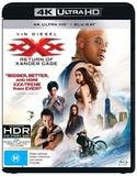 xXx: The Return Of Xander Cage on Blu-ray, UHD Blu-ray