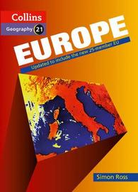 Europe by Simon Ross image