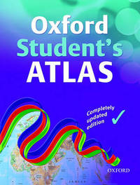 OXFORD STUDENT ATLAS image