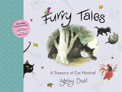 Furry Tales: A Treasury of Cat Mischief by Lynley Dodd image