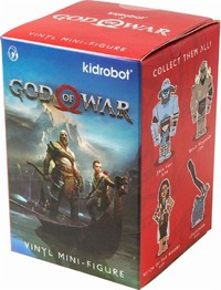 Kidrobot: God of War - Mini-Figure (Blind Box) image