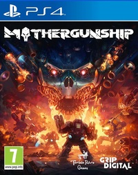 Mothergunship for PS4