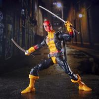 """Marvel Legends: Deadpool (X-Men Uniform) - 6"""" Action Figure"""