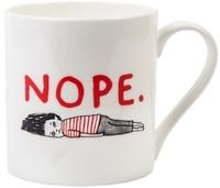 Mug - Nope image