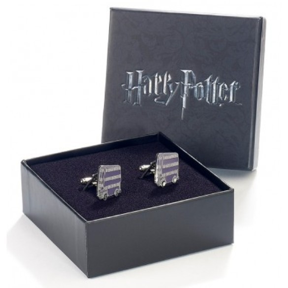 Harry Potter: Knight Bus Cufflink