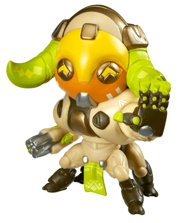 Overwatch: Cute but Deadly - Orisa Figure