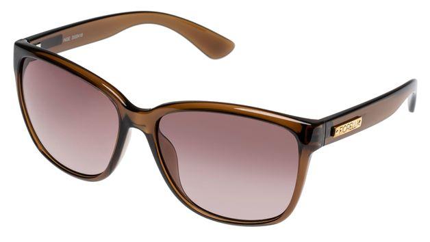 Fiorelli: Inge Sunglasses - Chocolate + Brown Lens