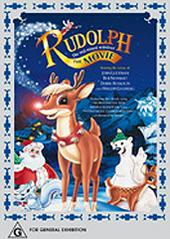 Rudolph The Red Nosed Reindeer - The Movie on DVD