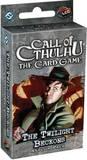 Call of Cthulhu Lcg: The Twilight Beckons Asylum Deck