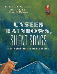Unseen Rainbows, Silent Songs by Susan E Goodman image