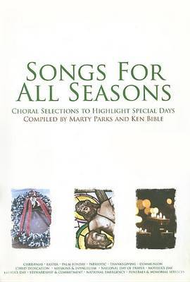 Songs for All Seasons: Choral Selections to Highlight Special Days image