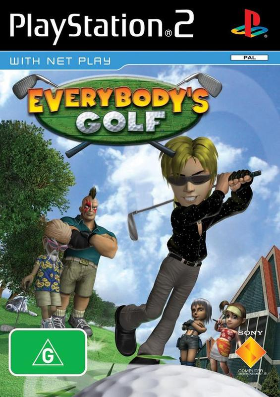 Everybody's Golf for PlayStation 2