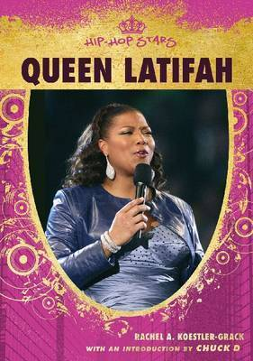 Queen Latifah by Rachel A Koestler-Grack