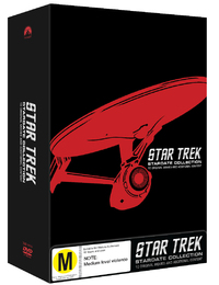 Star Trek Stardate Collection - I-X Box Set on DVD image